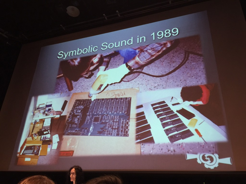 ICMC2015 keynote SSC in 1989
