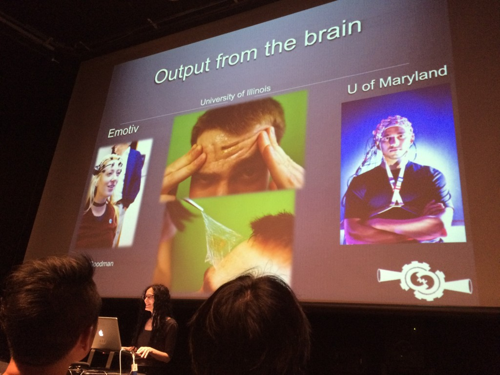 ICMC2015 keynote output from the brain