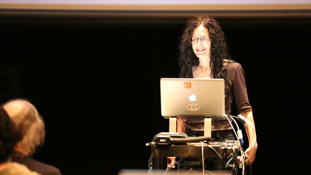 ICMC2015 keynote smiling at laptop2