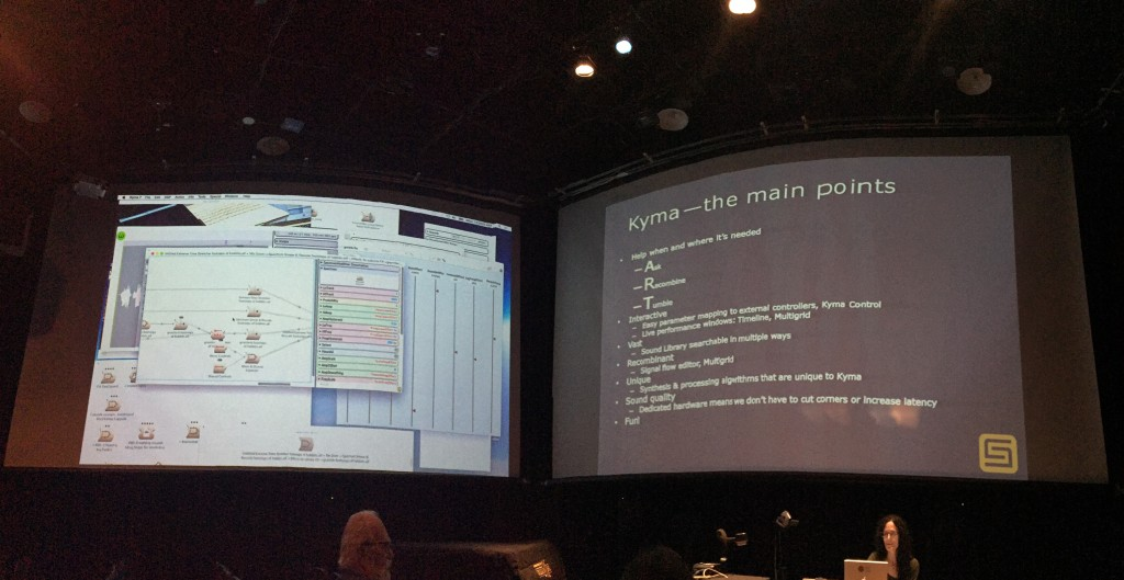 Kyma workshop ICMC2015 photo by Chi Wang